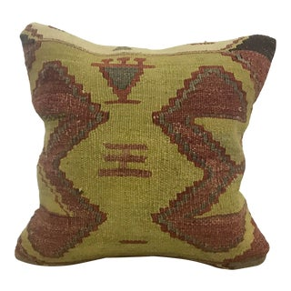 Turkish Chic Handmade Decorative Pillow Cover For Sale