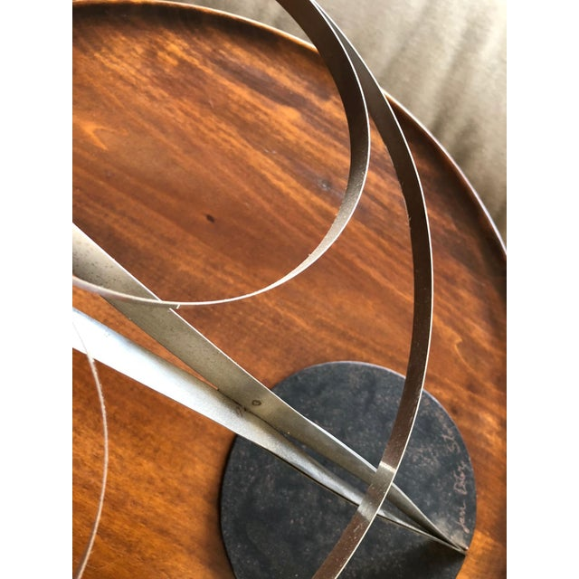 Metal Jan Peter Stern Kinetic Sculpture For Sale - Image 7 of 9