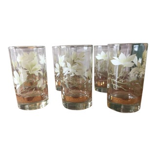Vintage Libbey Glasses - Set of 6