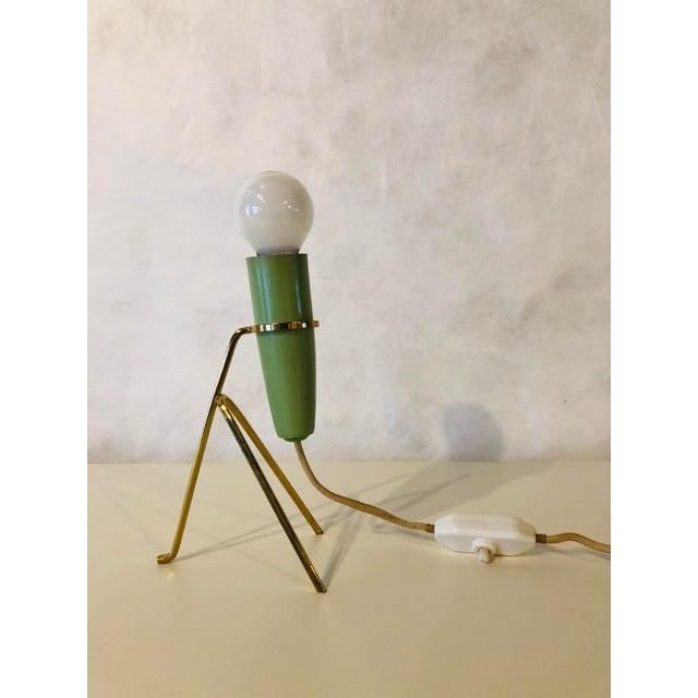 1950s Italian Table Lamp For Sale - Image 4 of 4