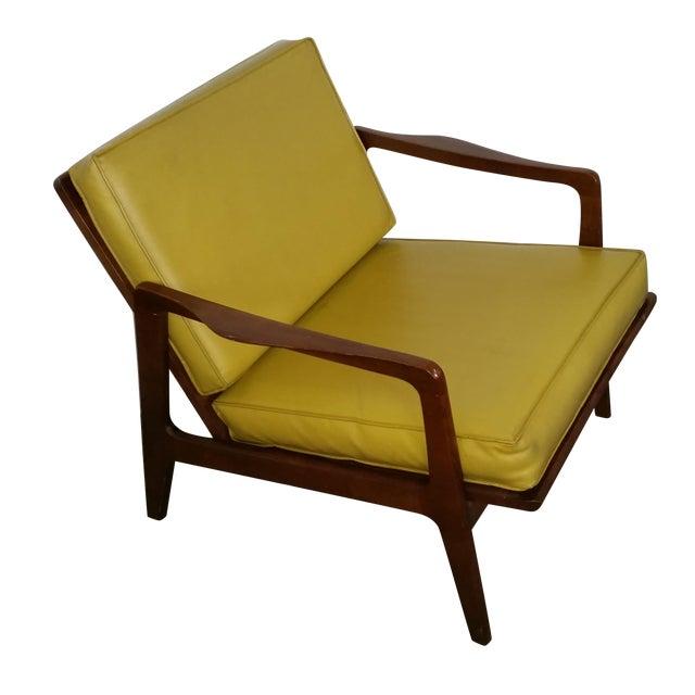 Midcentury Modern Kofod Larsen for Selig Chair - Image 1 of 5