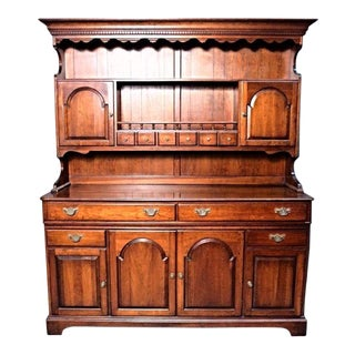 Pennsylvania House Early American Cherry Hutch For Sale