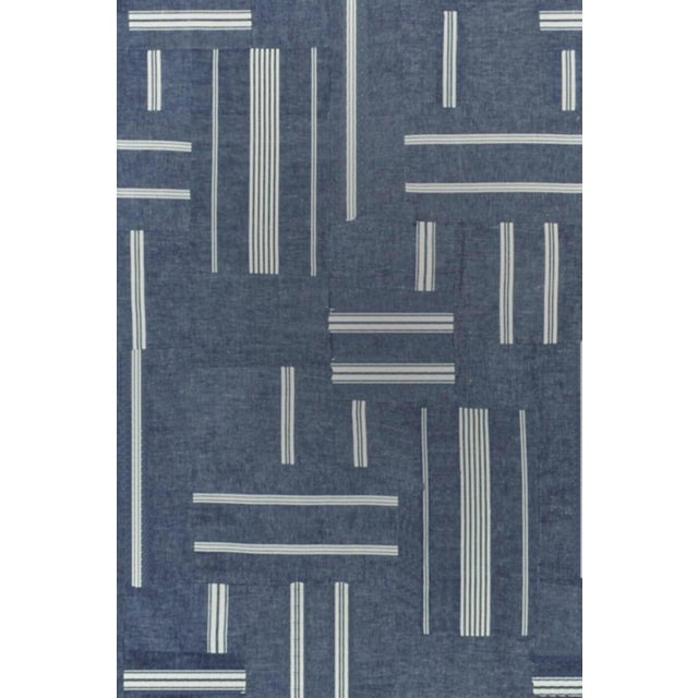 Ralph Lauren Beaumarchais Patchwork Fabric -3yds - Image 2 of 2