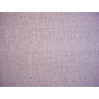 Transitional Zoffany Sanderson Audley Silver Chenille Upholstery Fabric - 15y For Sale