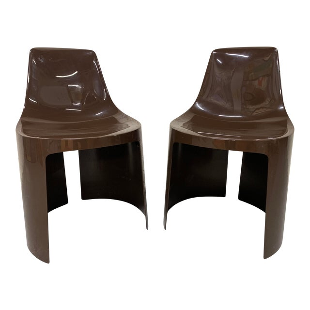 Mid-Century Overman Ab Tango Chairs - a Pair For Sale