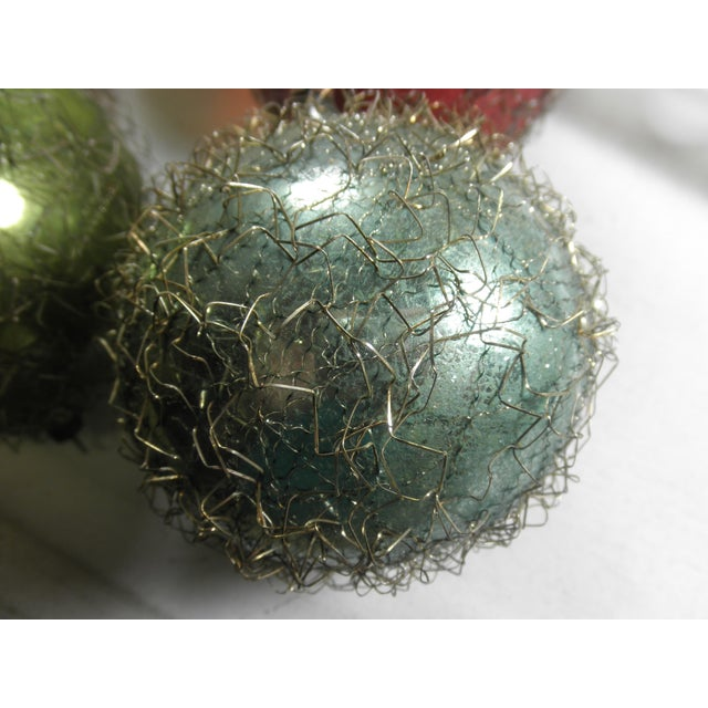Wire-Wrapped Ornaments - Set of 5 - Image 4 of 4