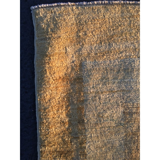 Persian Vintage Sultanabad Rug - 4′ × 5′8″ - Image 11 of 11