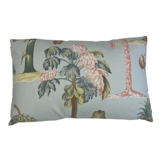 Travers Tropical Pillow For Sale
