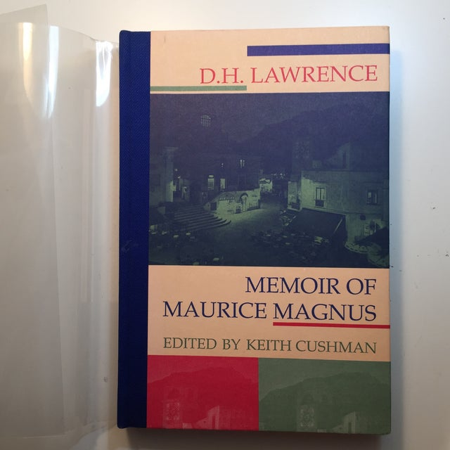 Memoir of Maurice Magnus D. H. Lawrence Book For Sale - Image 9 of 9
