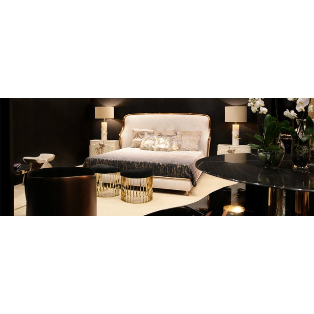Forbidden II Bed From Covet Paris For Sale - Image 9 of 13