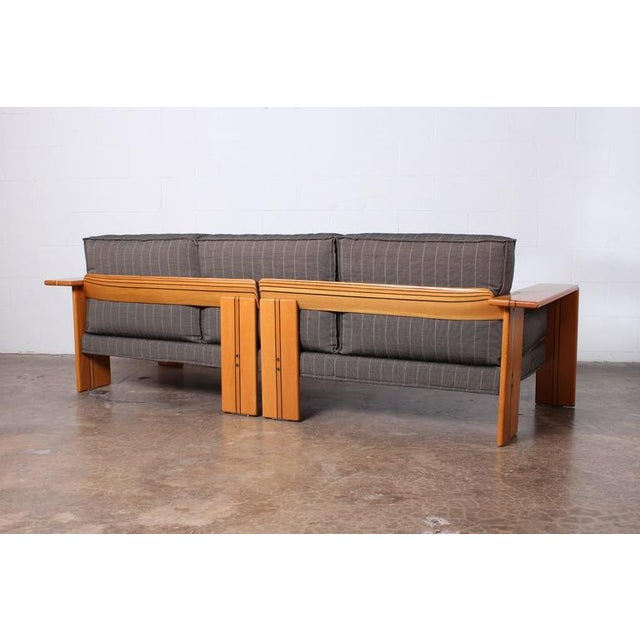 Mid-Century Modern Artona Sofa by Afra and Tobias Scarpa For Sale - Image 3 of 10