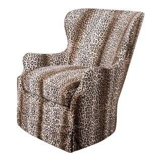 Lee Industries Vidar Wing Chair For Sale
