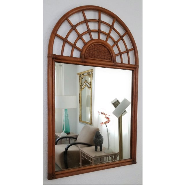 PLEASE NOTE THAT THE MIRROR PORTION OF THIS ITEM IS NOT INCLUDED IN THIS SALE BECAUSE OF HIGH COST IN FREIGHT SHIPPING....