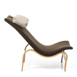 1950s Vintage Bruno Mathsson Easy Chair Preview