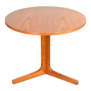 Mid-Century Teak Side Table by Hans Andersen For Sale