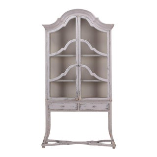 Sarreid Ltd. Arches Cabinet For Sale