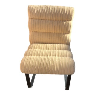 1980s Contemporary Milo Baughman for Preview Dining Chair For Sale