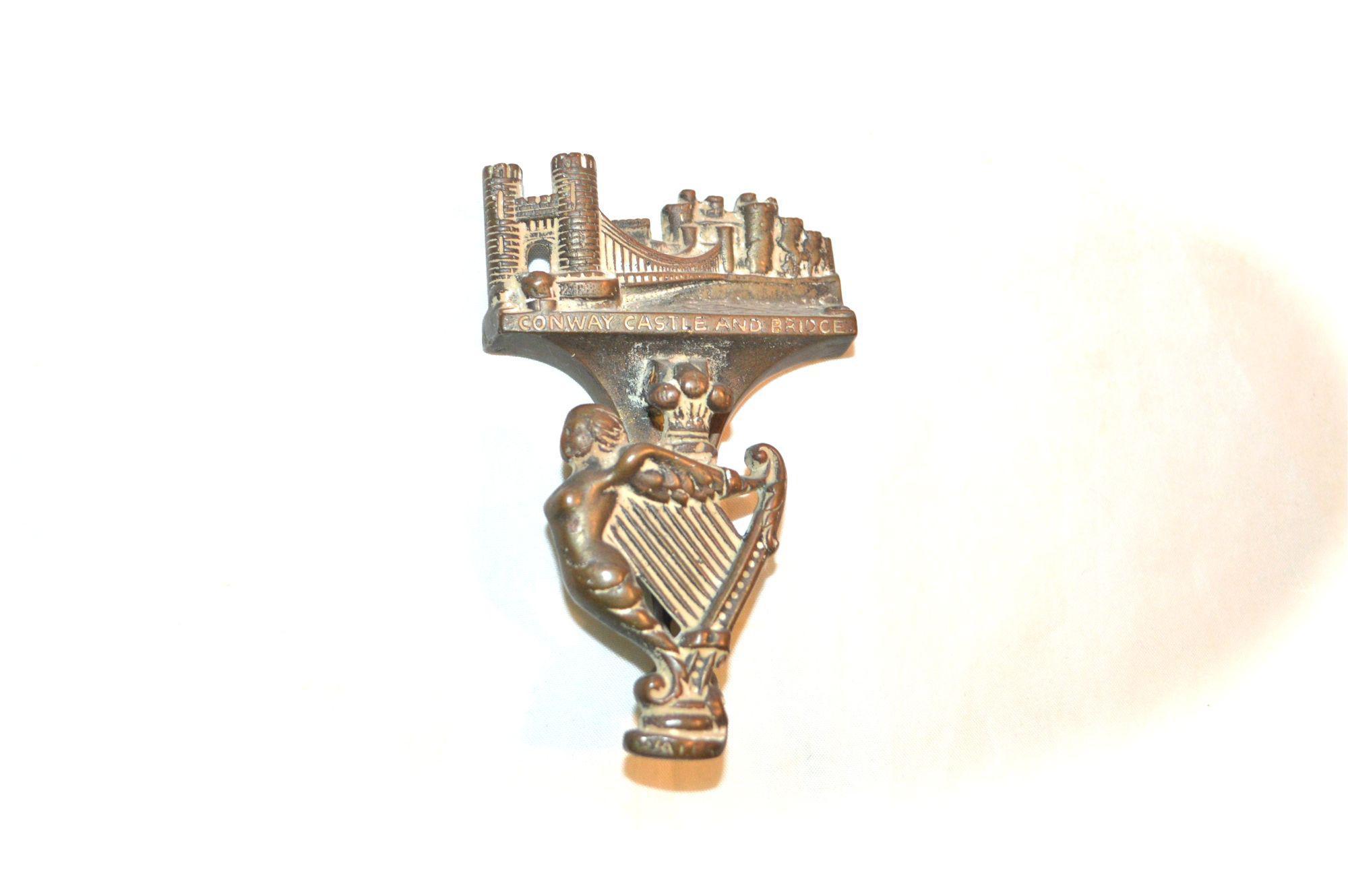 Celtic Harp U0026 Castle Door Knocker For Sale   Image 5 ...