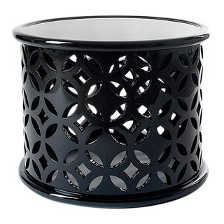 Stone Side Table From Covet Paris For Sale