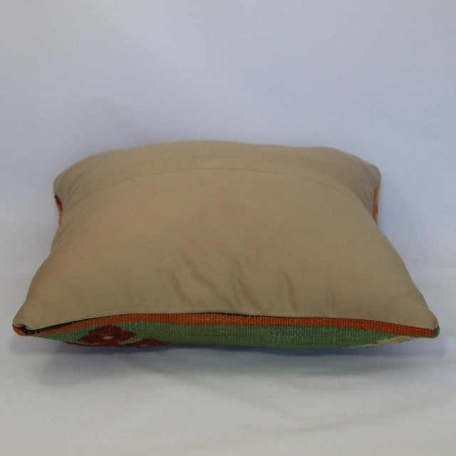 "Kilim Pillow Case 16"" - Image 5 of 5"