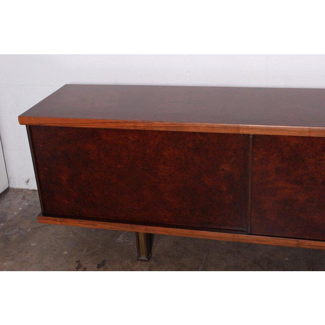 Tecno Large Cabinet by Osvaldo Borsani for Tecno For Sale - Image 4 of 13