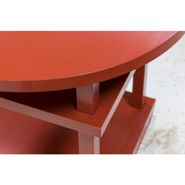 The Councill Allen Side Table is similar to the Aiden Side Table but is made of Cherry for the versatility of the fresh...