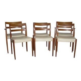 Nils Jonsson for Troeds Dining Chairs - Set of 6 For Sale