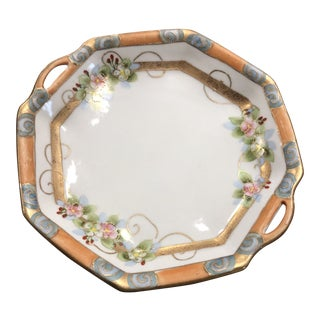 Early 20th Century Nippon Plate For Sale