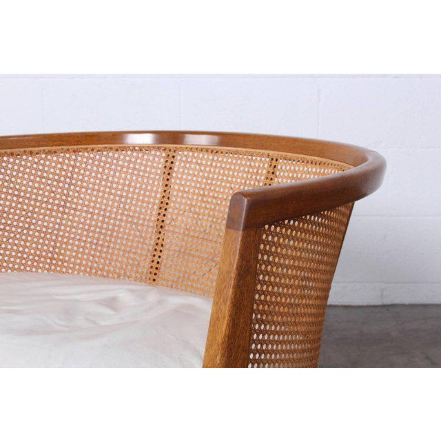 White Lounge Chair by Harvey Probber For Sale - Image 8 of 10