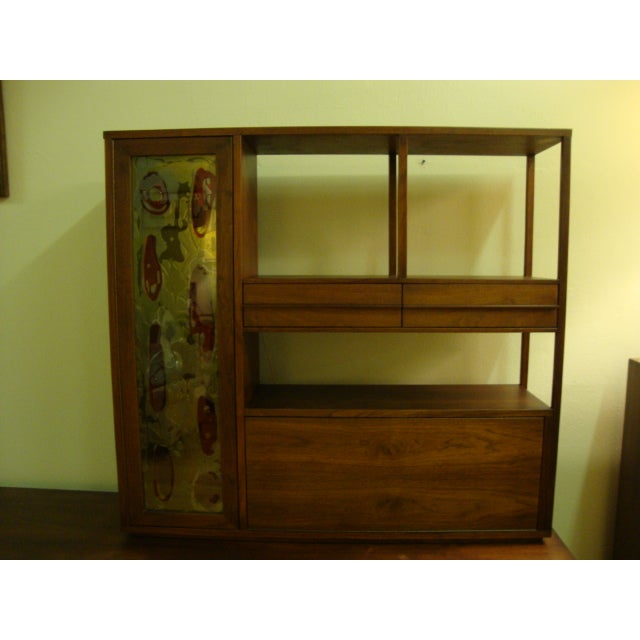 MCM Buffet & China Top With Drop Down Bar - Image 2 of 10