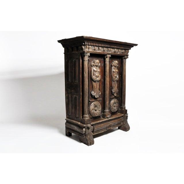 Renaissance Revival Impressive Renaissance Revival Armoire For Sale - Image 3 of 13