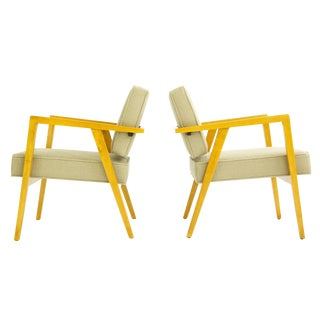 Pair of Franco Albini Lounges For Sale