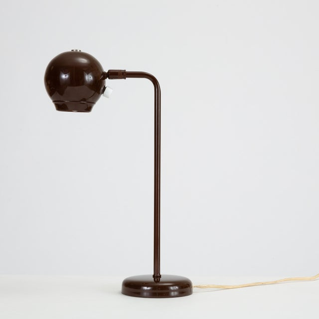 Eyeball Table Lamp by Robert Sonneman for George Kovacs For Sale In Los Angeles - Image 6 of 9