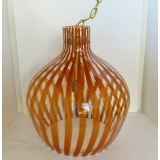 Oversize Italian Glass Pendant Preview