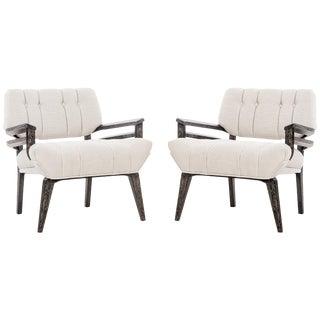 Paul Laszlo Lounge Chairs For Sale