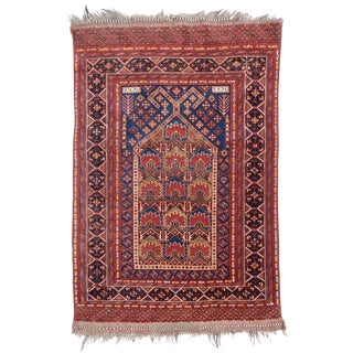 Ersari Prayer Rug - 2′9″ × 4′1″ For Sale