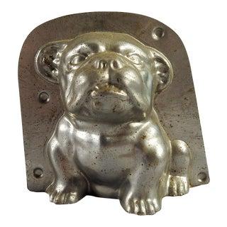 Bulldog Chocolate Mold