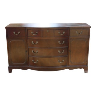 1940s Sideboard / Buffet / TV Console