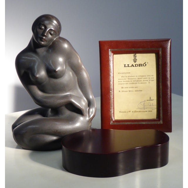 Lladró was established in Valencia, Spain in 1953 to produced beautiful hard paste porcelain pieces. In 1970, Lladró...