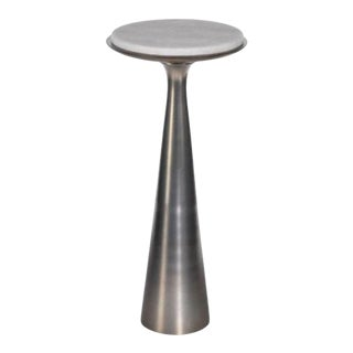 Kenneth Ludwig Chicago Funnel Drinks Table For Sale