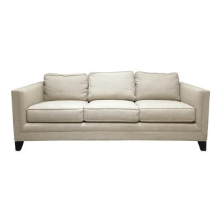 Early 21st Century Mitchell Gold Sofa For Sale