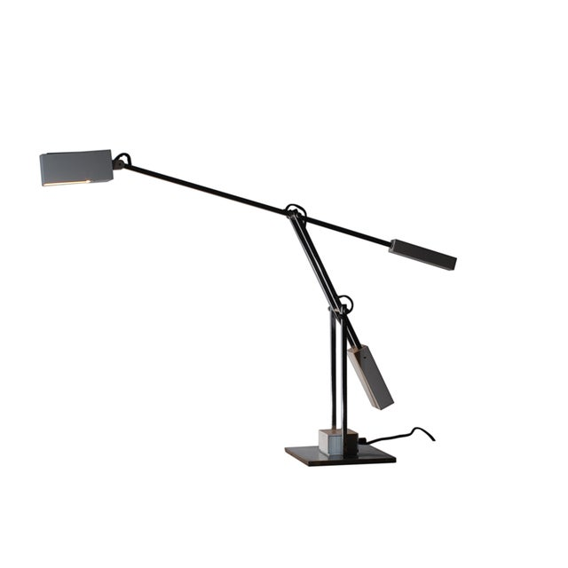 Robert Sonneman Articulated Table Lamp For Sale - Image 9 of 9