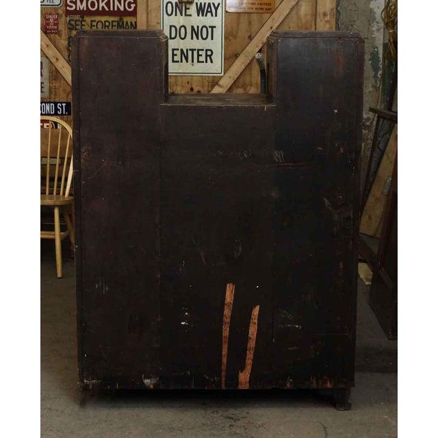 Art Deco Wood Dresser - Image 9 of 9