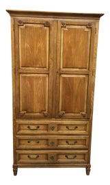 Image of Library Armoires Wardrobes and Linen Presses