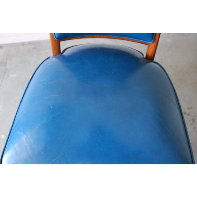 Monteverdi-Young Mid-Century Walnut Chair For Sale - Image 7 of 11