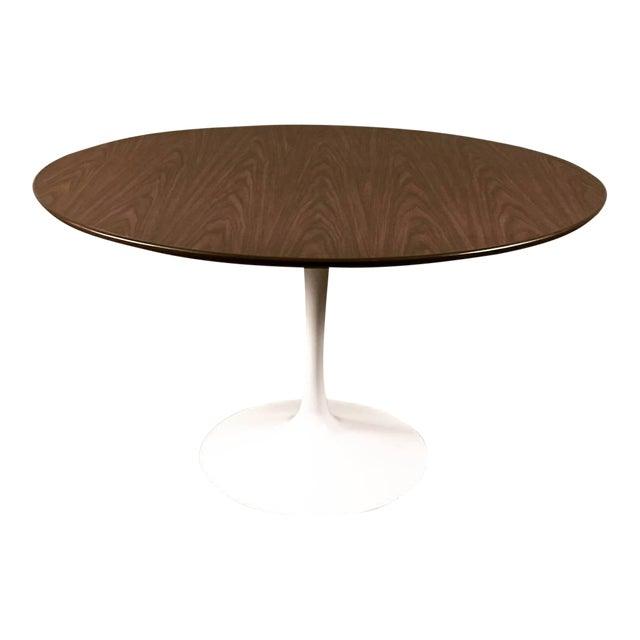 Burke Mid-Century Modern Tulip Based Dining Table - Image 1 of 6