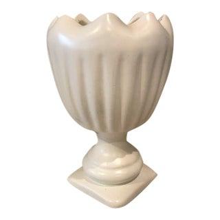 1940s Vintage Ceramic Cachepot For Sale