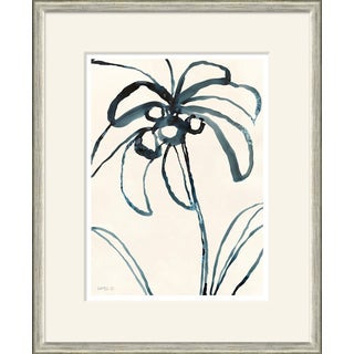 Night Palm Art Print For Sale