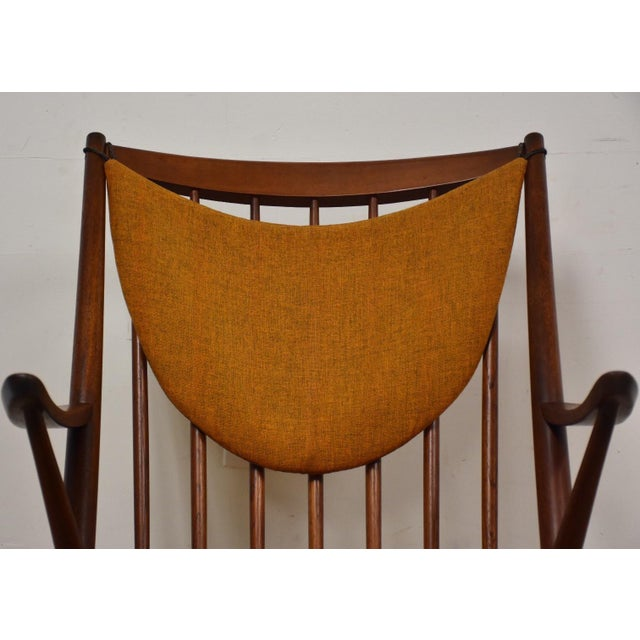 Bramin Danish Rocking Chair For Sale In Boston - Image 6 of 11