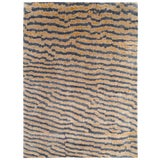 """Image of Contemporary Silk Fish Skin Rug-9'x12'1"""" For Sale"""